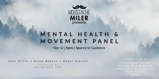 Movember Mental Health and Movement Night