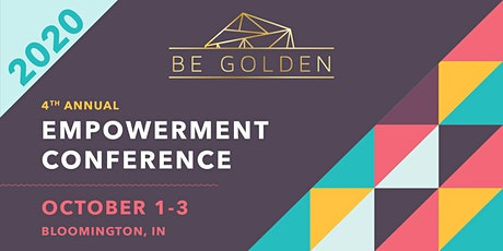 Be Golden Empowerment Conference tickets