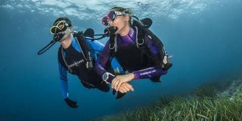 Corso Scuba Diver PADI