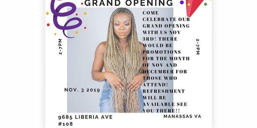 Braids and Styles by Ugo Grand Opening