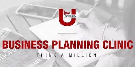 2020 MREA: Business Planning Clinic tickets