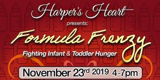Formula Frenzy-Fighting Infant & Toddler Hunger
