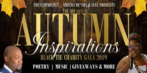 Autumn Inspirations Black Tie Charity Gala