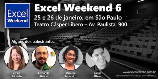 Excel Weekend 6