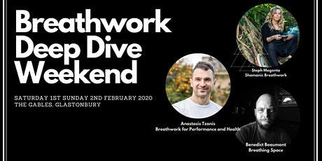 Breathwork Deep Dive Weekend tickets