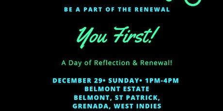 Reflection & Renewal! tickets