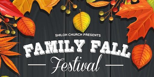 Family Fall- Festival