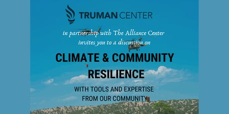 Climate Change and Community Resilience in Colorado tickets