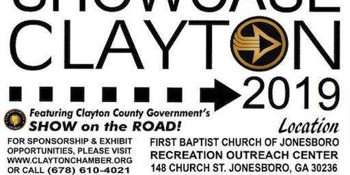 Showcase Clayton Business Expo