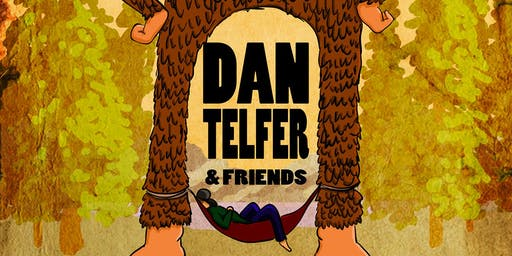 Comedian Dan Telfer from Last Comic Standing and Comedy Central + His Funny Friends!
