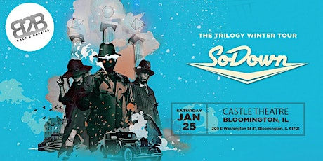 Back 2 Bassics with SoDown tickets
