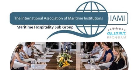 IAMI MHSG Meeting Dec 2019 tickets
