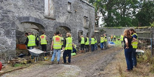 SPAB & Ireland: past, present and future