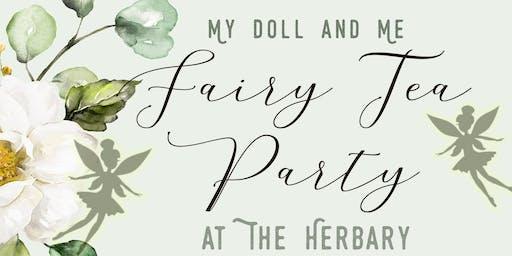 My Doll & Me Fairy Tea Party