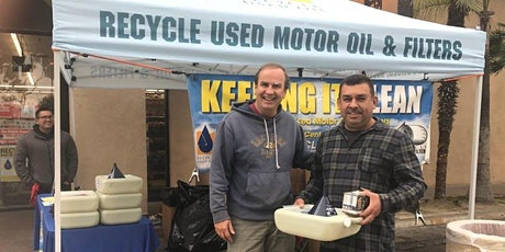 City of Pico Rivera FREE Used Oil Filter Exchange tickets