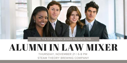 Alumni In Law Mixer