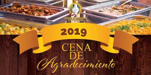 Cena De Agradecimiento 2019