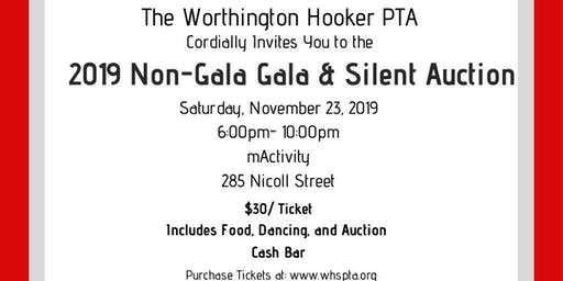 2019 WHS Non-Gala Gala & Silent Auction
