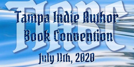 T.I.A.B.C. 2020 - Tampa Indie Author Book Convention tickets