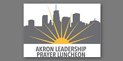 2020 Akron Leadership Prayer Luncheon