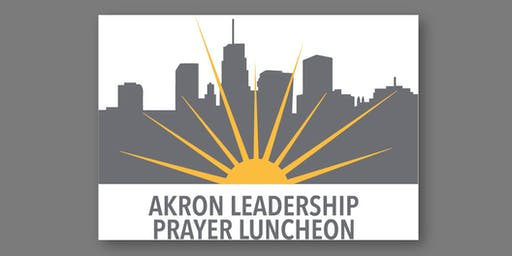 2020 Akron Leadership Prayer Luncheon