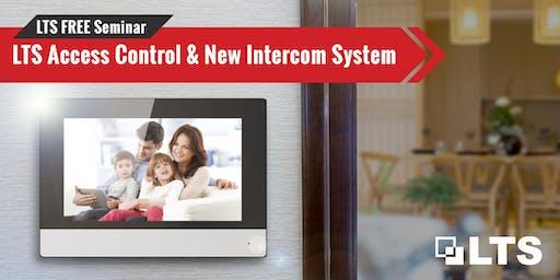 LTS Access Control & New Intercom System in VA