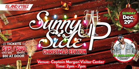 Sunny Side UP! The Official Brunch & Mimosa Day Pa tickets