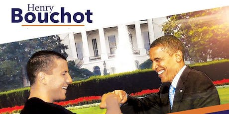 Party Like a POTUS with Henry Bouchot tickets