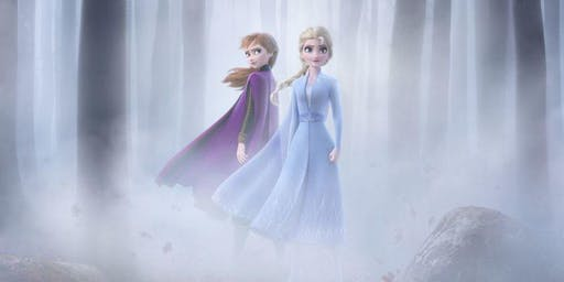 Frozen 2-Movies and Magic