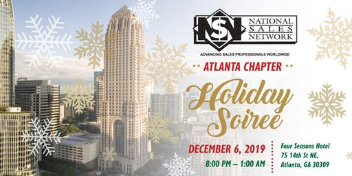 National Sales Network Atlanta Chapter Presents: 2019 Annual Holiday Soiree