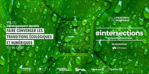 #intersections VOL.12 : Transitions écologiques et numériques