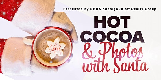 Hot Cocoa & Photos with Santa!