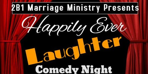 Happily Ever Laughter Couples Comedy Night