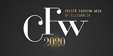 lll Cristã Fashion Week - São Paulo ingressos