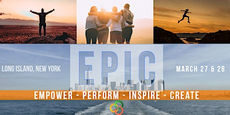 LFC's EPIC: A Holistic Life-Coaching Event tickets