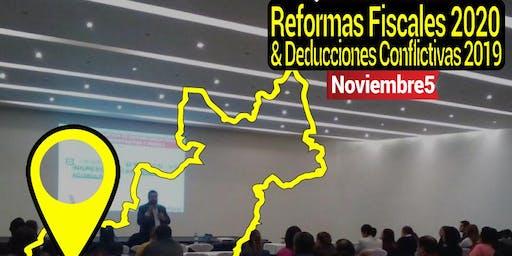 Reformas Fiscales 2020 y Deducciones Conflictivas al Cierre 2019