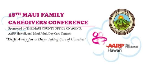 18th Maui Family Caregivers Conference tickets