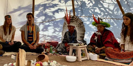 Ayahuasca in Pisac: How a Techie Shaman Transformed a Peruvian Village tickets