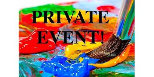 PRIVATE EVENT 11/2-1:30PM (2019-11-02 starts at 1:30 PM)
