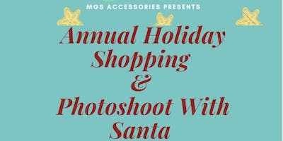 Holiday Shopping Expo &  Photoshoot with Santa