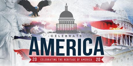 Celebrate America 2020 tickets