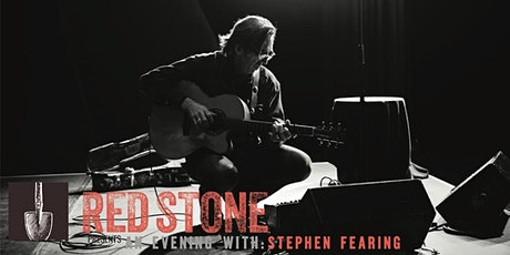 An Evening with Stephen Fearing tickets