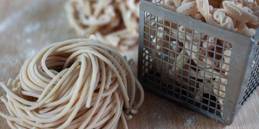 Pasta Masterclass - Ravioli and sauce