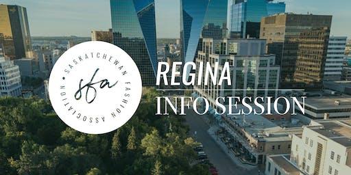 Regina Info Session