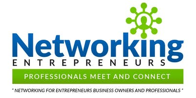 Networking Entrepreneurs, Business Owners and Professionals