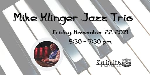 Mike Klinger Jazz Trio