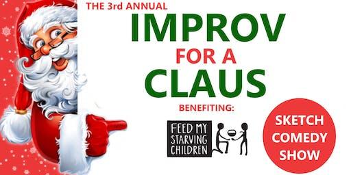 Improv for a Claus at Aspen Academy!