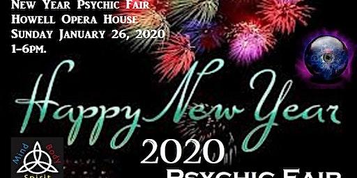 GMPF's New Year Psychic Fair