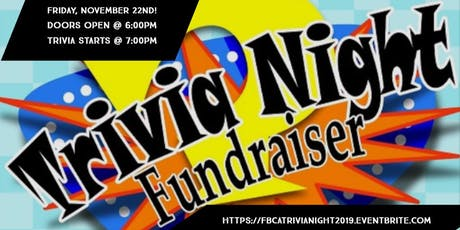 FBCA Trivia Night tickets