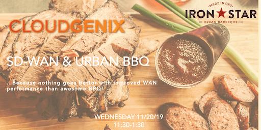 SD-WAN & Iron Star Urban BBQ